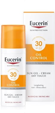 Oil Control Dry Touch gel-krema SPF 30